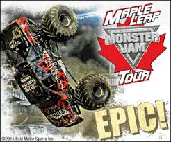 houston monster truck show 2015 win 4 tickets to monster jam at the rogers centre january 16th