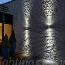 up down lights exterior up down lighting outdoor outdoor designs