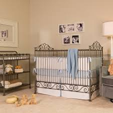 Convertible Sleigh Bed Crib by Decorating Exiting Bratt Decor Venetian Crib For Nursery
