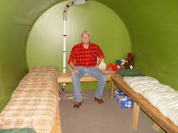 Underground Tiny House by 500 Fuel Storage Tank Shelter Gives Me An Idea Storm Bunker Made
