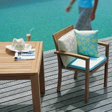 Modern Teak Outdoor Furniture by Royal Botania Ixit Teak Garden Dining Furniture Luxury Quality