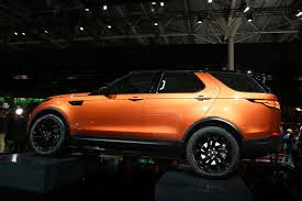 orange land rover discovery 2017 land rover discovery 1 evo