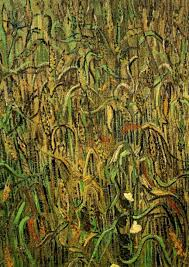 ears of wheat 1890 vincent van gogh wikiart org