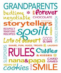grandparent poems grandma grandad nan and pop verses for kids