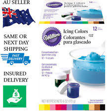 food colouring for cake decorating ebay