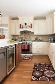 solid wood kitchen cabinets made in usa 14 best cherry wide plank floors hull forest products images on