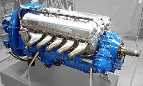 rolls royce jet engine powerboat will use legendary rolls royce merlin engine