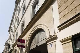hotel sorbonne paris design hotel in saint germain des pres