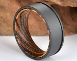 mens wedding rings mens wedding rings etsy