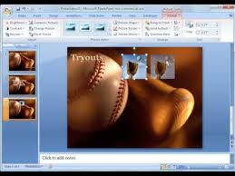 powerpoint 2007 tutorial 2 create a basic powerpoint from a