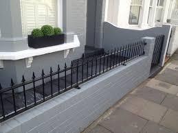 Garden Wall Paint Ideas Interesting Brick Garden Wall Designs Home Contemporary Best