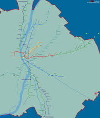 Seattle Light Rail Map Future by Subways Transport
