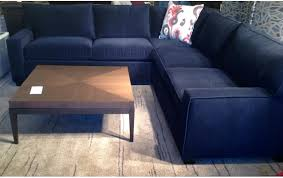 Microfiber Sofa Sectionals Navy Blue Microfiber Sofa High Quality Claudia Sectional On Sale