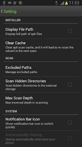how do i open apk files easy installer apps on sd android apps on play