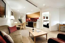 Small One Bedroom Apartment Designs One Bedroom Apartment Small Apartment Design Ideas With Modern