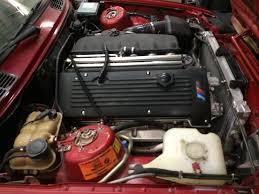 Bmw E30 Interior Restoration 1989 Bmw E30 325i M3 Conversion Painted Emola Red With A Restored