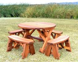picnic table plans detached benches picnic table wheels hanihaniclub info
