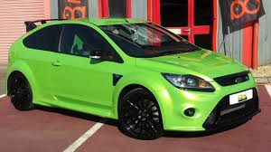 ford focus rs old vs new hatches compared carwow