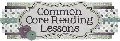 common core reading lessons kindergarten