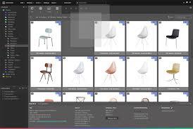 free digital assets management for 3d artists