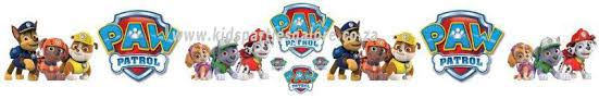 hire table runner paw patrol kids parties galore