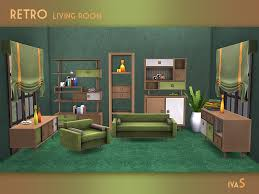 retro livingroom soloriya s retro living room
