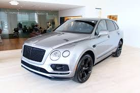 bentley price 2018 2018 bentley bentayga w12 black edition stock 8n018899 for sale