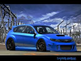 subaru hatchback wing wrx sti hatchback about d subaru impreza wrx sti rendered