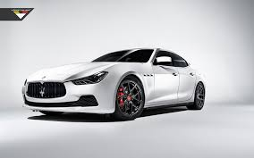 maserati white 2017 maserati ghibli vorsteiner wallpapers hd wallpapers