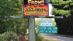 Lights On The Neuse Clayton Fear Farm