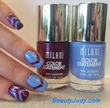 milani color statement nail polish nail art beautyjudy