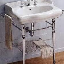 pedestal sink towel bar magica bathroom pedestal sinks krby pinterest pedestal sink