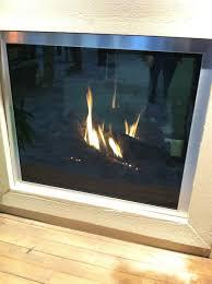 san jose penguin fireplace