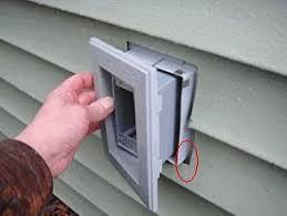 vinyl siding light mount sealing around a vinyl siding mounting block hometalk