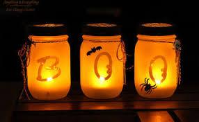halloween luminaries in seasonal decor hometalk