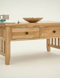 rustic oak coffee table hereford rustic oak coffee table abode style