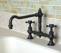 bridge style kitchen faucet choosing kitchen faucets