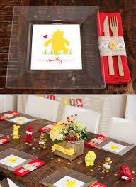 winnie the pooh baby shower ideas classic modern winnie the pooh baby shower hostess with the