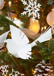 karin lidbeck 12 day countdown a paper bird ornament