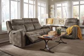 Leather Sofas In San Diego San Francisco Gray Leather Sofa Living Room Contemporary With