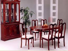 queen anne cherry dining room set pennsylvania house queen anne