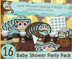 owl baby girl shower decorations marvelous boy owl baby shower decorations 78 with additional