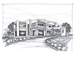 home design sketch free house design drawing software free download architecture modern