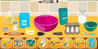 les jeux de fille et de cuisine télécharger gâteau filles jeux de cuisine apk apkname com