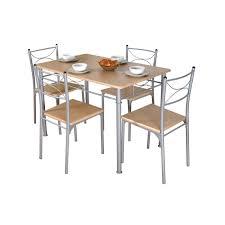achat table cuisine tuti table 4 chaises chêne clair troc 3000 fréjus