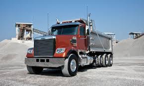 freightliner dump truck freightliner 122sd severe duty freightliner northwest