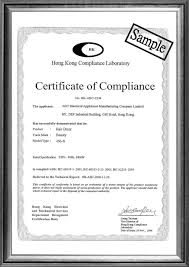 sle certificate of recognition template certificate of conformance template