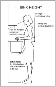 How Tall Is A Standard Bathroom Vanity Standard Height For Bathroom Vanity Plumbing Home Vanity Decoration
