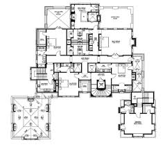 Ranch Style Home Plans With Basement Large Ranch Style House Plan Notable Plans With Basement Split