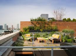 Urban Patio Ideas by Ideas Rooftop Decks With Garden And Patio Furniture Set Also